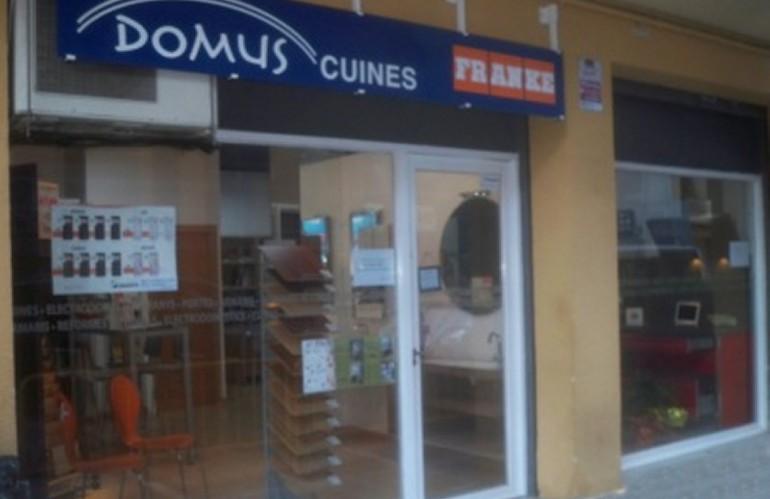 Muebles de Cocina en Cambrils DOMUS CUINES | Muebles de baño en ...