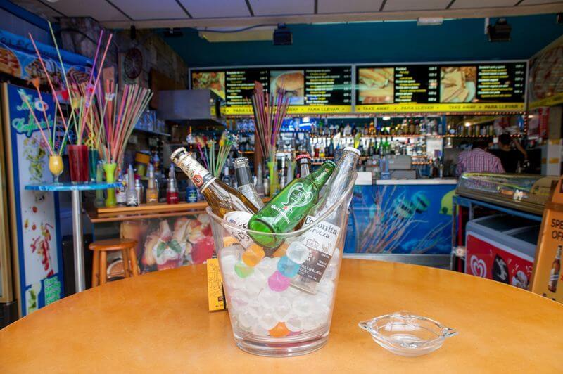 Snack Bar en Salou