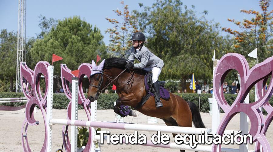 Tienda de equitación
