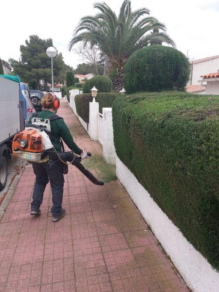 trabajos jardineria Cambrils