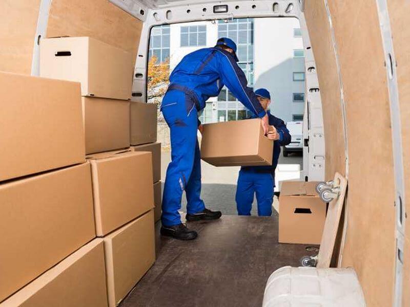 Embalaje y transporte seguro