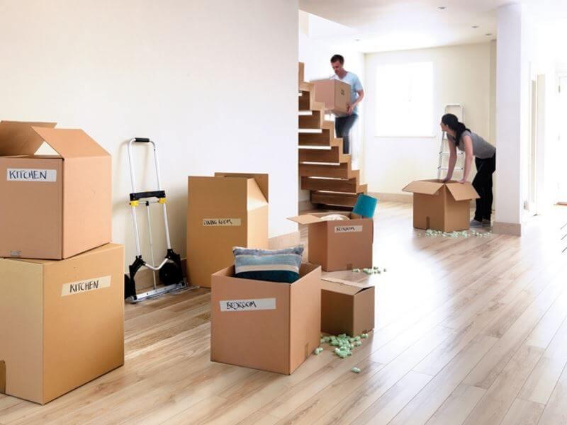Mudanza entre viviendas o a 2n residencia
