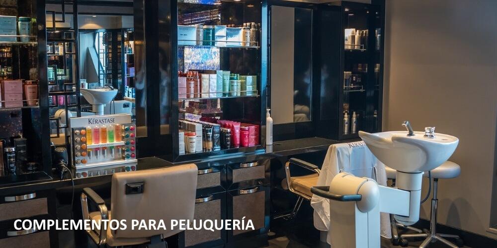 Todo para la peluquería en Tarragona