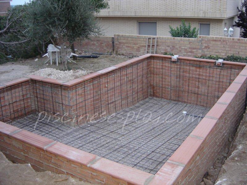 Piscinas Construccion De Piscinas En Tarragona