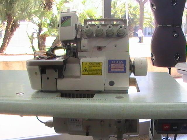 Máquina Industrial dobladillado cubierta superior del hilo de rosca set se adapta a Yamato máquinas no 6100742