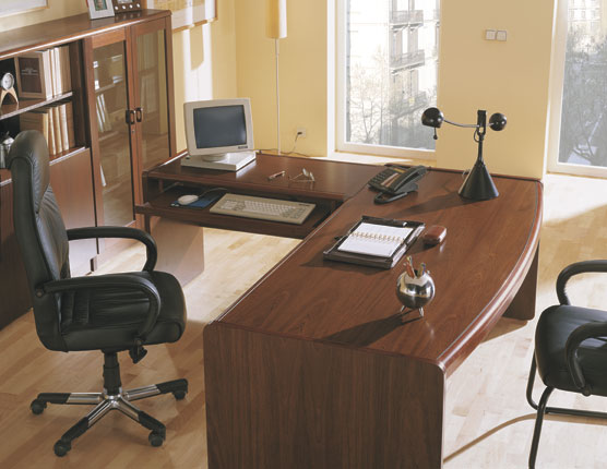 Muebles for Muebles para despacho de abogados