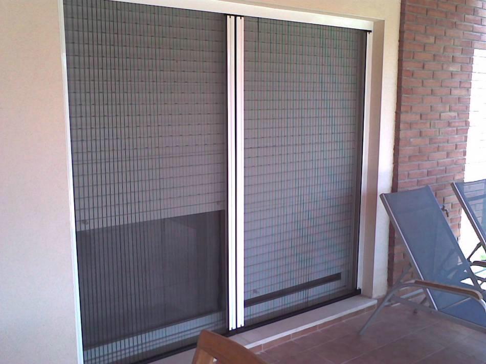 Serveis for Mosquiteras plisadas para puertas