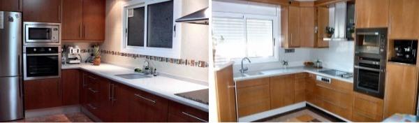 Muebles cocina for Ver cocinas montadas