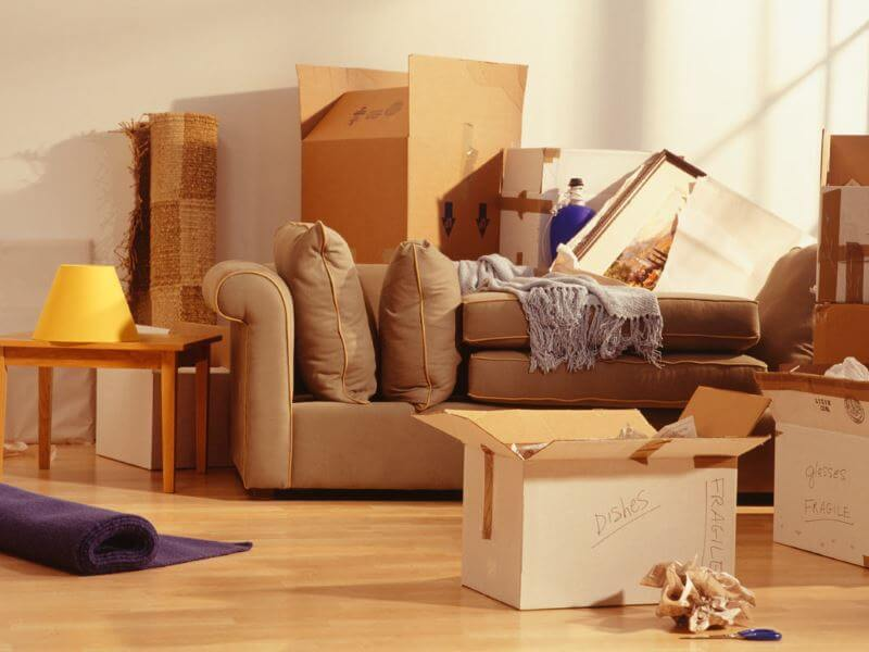 Mudanzas y traslados de domicilios