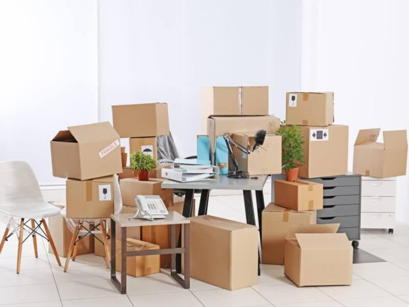 Desmontamos y embalamos su mobiliario y equipos
