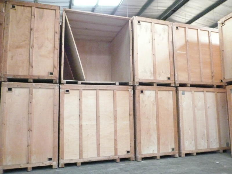 Guarda muebles de pequeño o gran formato