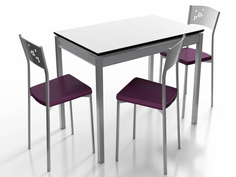 Mesas y sillas Cancio 1